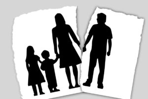 mutual divorce child custody